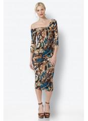 Φόρεμα Hello Midi