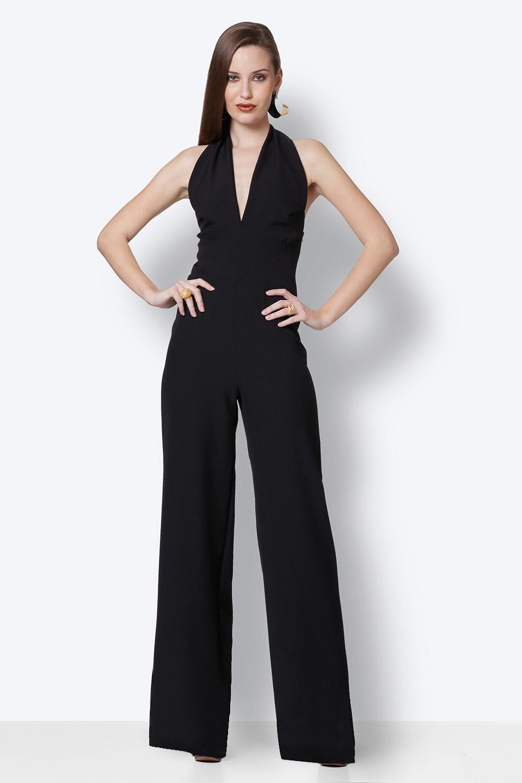 Φόρμα Μαύρη με V