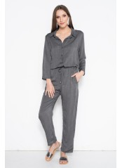 JESE BLACK JUMPSUIT