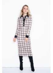 SHIRTDRESS CHEKE
